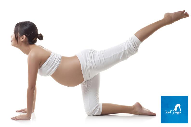 La Práctica de yoga en el embarazo, trimestre por trimestre