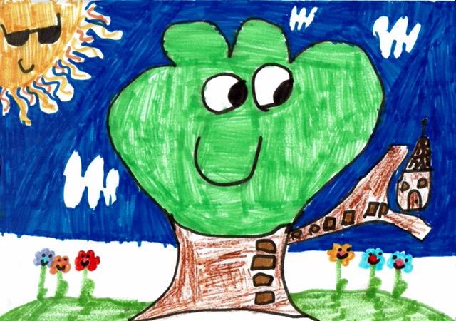 Relajación para niños, «Tu Jardín Secreto»