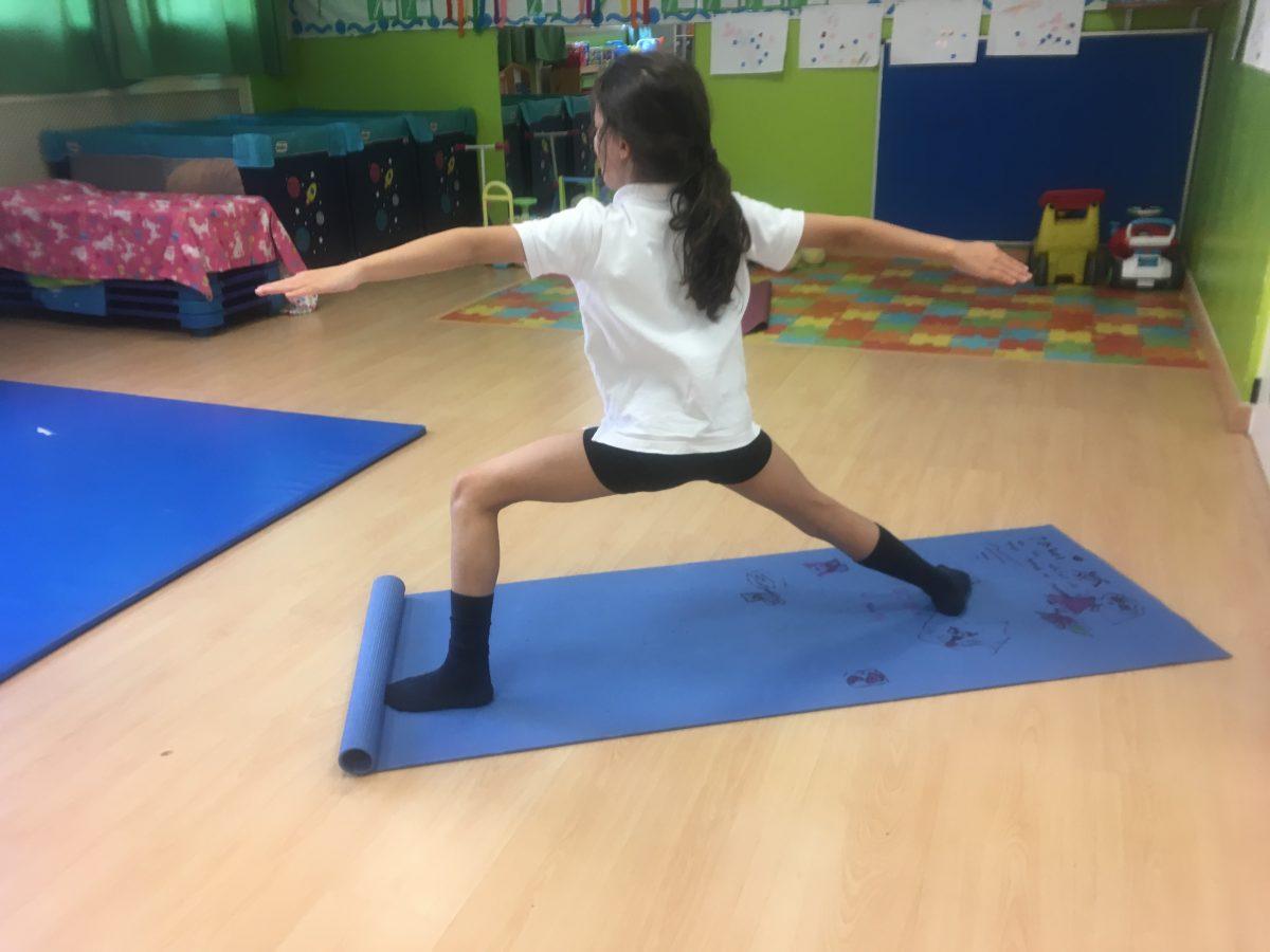 Juguemos con Yoga