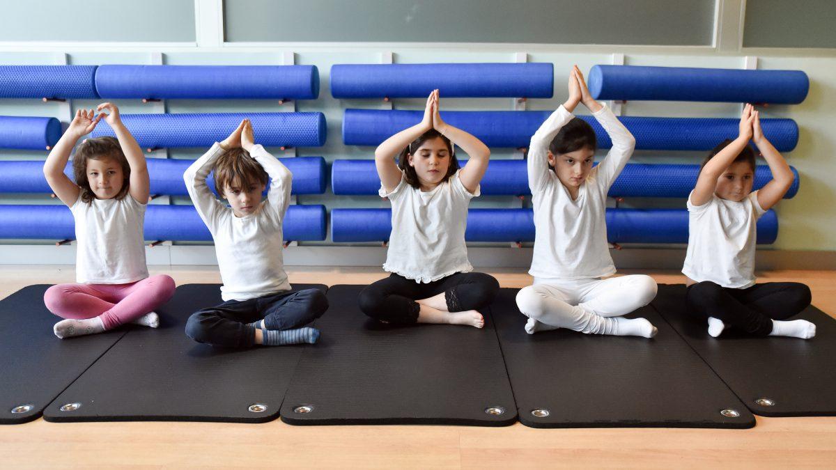 Juegos de Mindfulness con niños