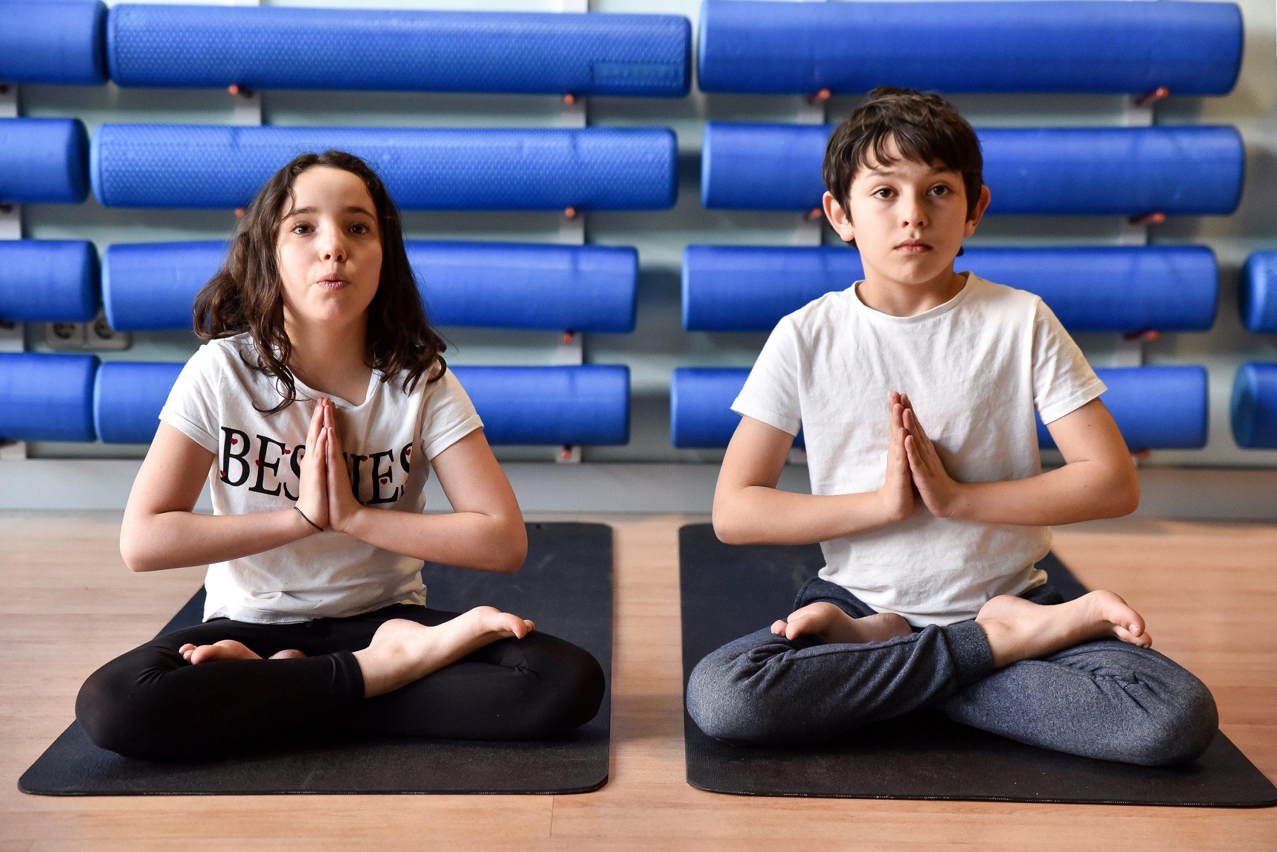 Yoga para la vuelta al cole