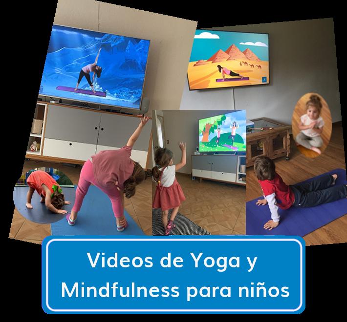 Videos de Yoga para niños