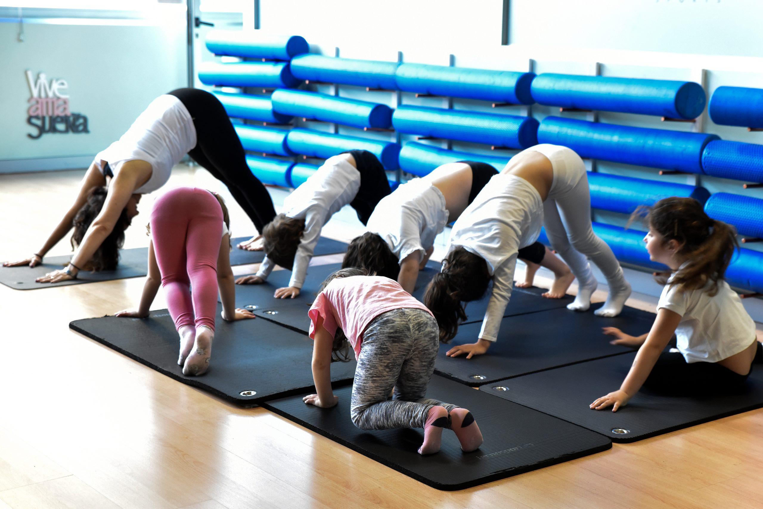 Bienvenidos a Kef Yoga