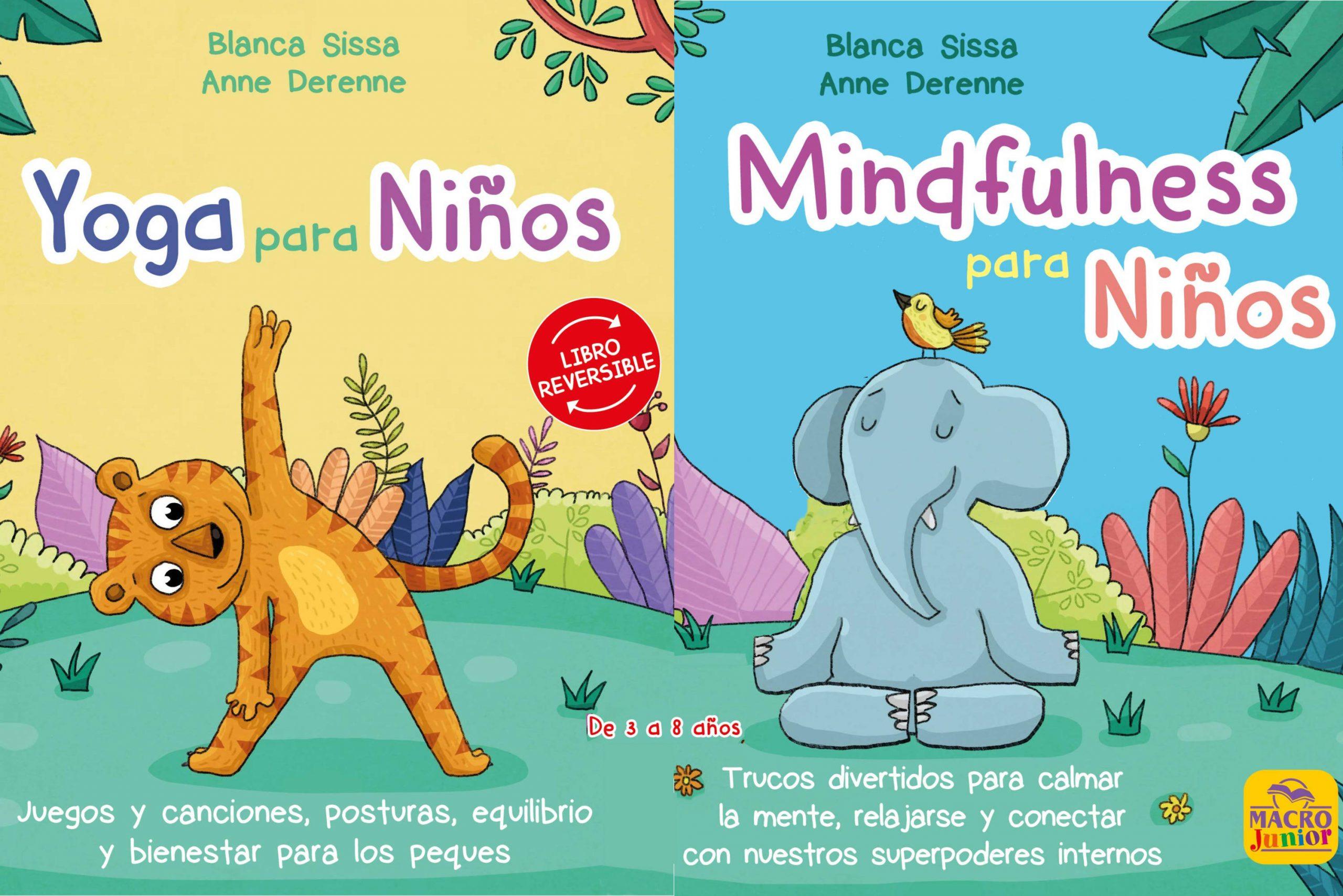LIBRO YOGA PARA NIÑOS – MINDFULNESS PARA NIÑOS
