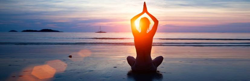 Yoga en tiempos de calor.
